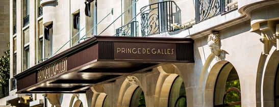 Book your stay at the Prince de Galles