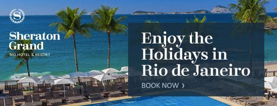 Sheraton Grand Rio's Local Offers