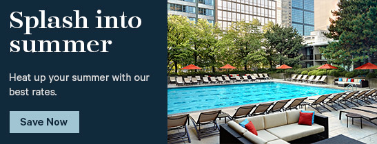 Sheraton Centre Summer offers