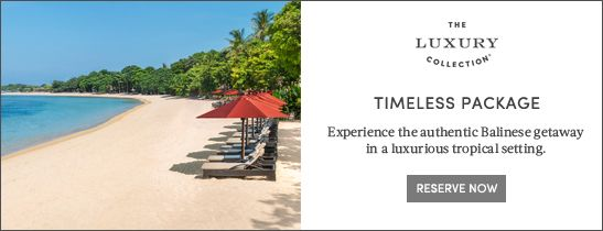 Timeless Package at The Laguna Bali Resort & Spa
