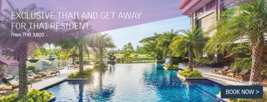 Exclusive Thailand Get Away For Thai Resident