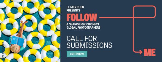 Become the Official Photographer for Le Méridien Hotels Worldwide
