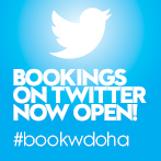 Book and Follow Us on Twitter