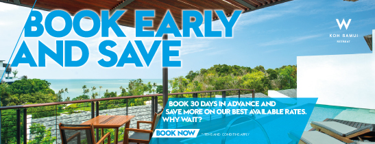 Book early in advance and Save up to 25%!