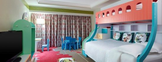Sheraton Grand Macao Hotel - Family Suite