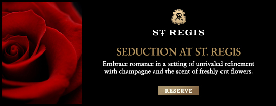 Seduction at St. Regis