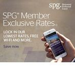 SPG Member Exlusive Rates