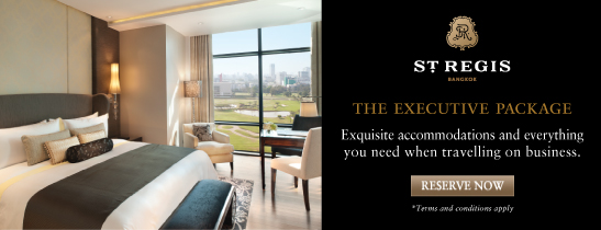 Uncompromising service, exquisite accommodations and everything you need when travelling on business.