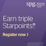 SPG® Take Three [Triple up on bonus Starpoints®]