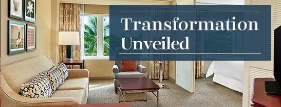 Sheraton Suites Fort Lauderdale Plantation Renovation