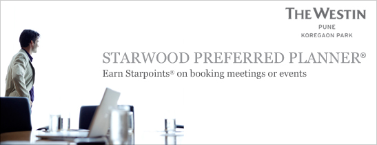 STARWOOD PREFERRED GUEST®