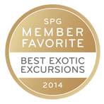 Best Exotic Excursion 2014