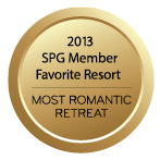 MOST ROMANTIC RETREAT