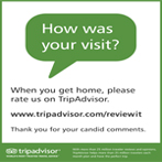 Tell us about your stay!