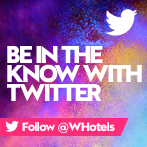 FOLLOW W BANGKOK ON TWITTER