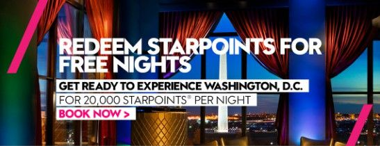 SPG Free Night Redemption