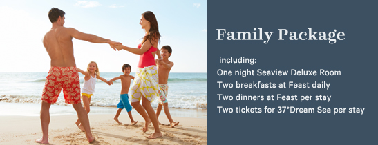 Happy Family Package Offer