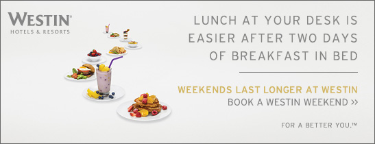 Weekend Offers and Packages | Westin Abu Dhabi Golf Resort & Spa