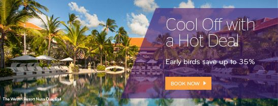 Special Deals Bali Holiday