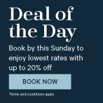 Deal of the Day - Sheraton Bali Kuta Resort
