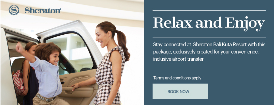Airport Transfer Sheraton Bali Kuta Resort