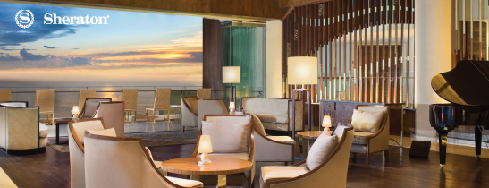 The Lounge Sheraton Bali Kuta Resort