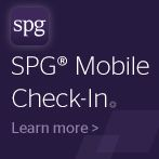 Use our app and SPG® Mobile Check-In and Check-Out at Sheraton Grande Sukhumvit