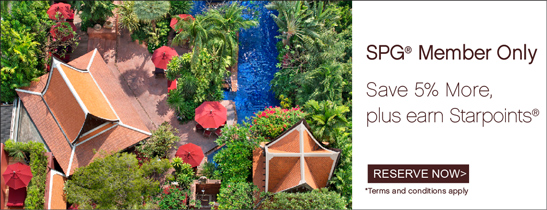 SPG® Member Only- Save 5% More (EXCLUSIVE SAVINGS)