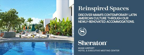 Sheraton Miami Renovation Offer