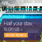Book by 5 June to save up to 50% off stays.