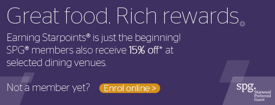 Great food, rich rewards