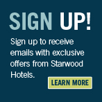 Four Points by Sheraton Jacksonville Beachfront - Email Sign Up