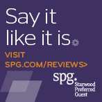 Starwood Ratings & Reviews