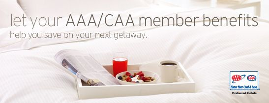 AAA/CAA Membership Savings