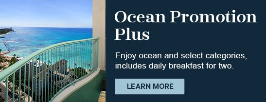 Ocean Promotion Princess Kaiulani
