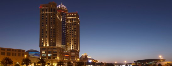 Sheraton Dubai Mall of the Emirates Hotel oferece