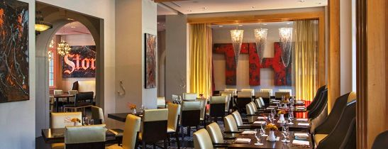 Downtown Dallas Restaurant - Le Meridien Dallas, the Stoneleigh