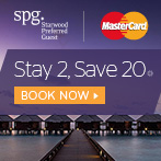 Master Card Stay 2 Save 20% off