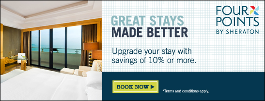 Special Offers:Four Points By Sheraton Bengaluru Whitefield