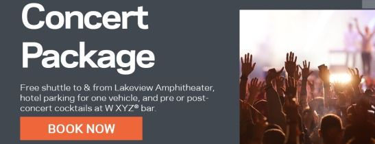 Lakeview Amphitheater Package