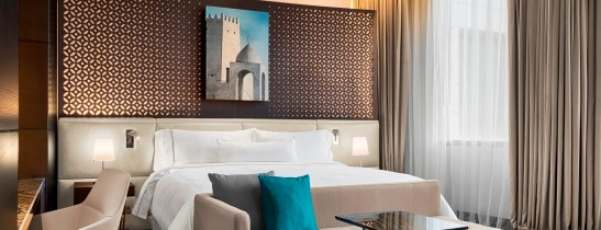 Featured offered at The Westin Doha Hotel & Spa