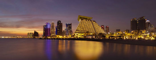 Special Offers at Sheraton Grand Doha Hotel