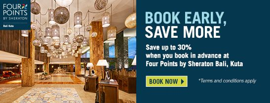 Book Early, Save More!