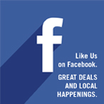Follow Four Points by Sheraton Bali, Kuta on Facebook