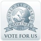 "Nominated ""Japan's Best Ski Hotel"""