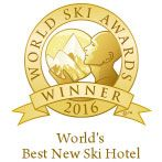 WORLD SKI AWARDS 2016 WINNER!