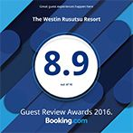 Got the 2016 Guest Review Awards from booking.com