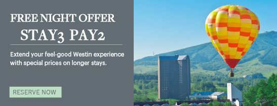 FREE NIGHT OFFER: STAY3, PAY2