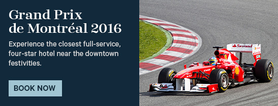 Grand Prix Montreal Hotel Deal