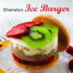 The Dining Room Ice Burger